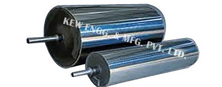 Hard Chrome Plating and Super Finishing Rollers